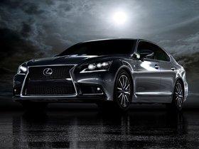 Ver foto 1 de Lexus  LS 460 F-Sport 2013