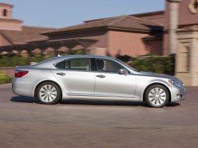 Ver foto 4 de Lexus LS 460 L 2010