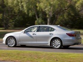 Ver foto 2 de Lexus LS 460 L 2010
