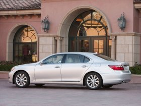 Ver foto 9 de Lexus LS 460 L 2010