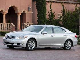 Ver foto 8 de Lexus LS 460 L 2010