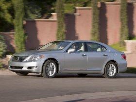Ver foto 7 de Lexus LS 460 L 2010