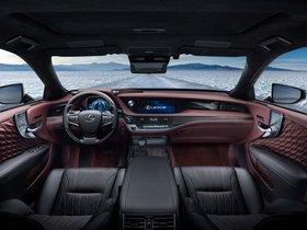 Ver foto 9 de Lexus LS 500h 2017