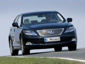 Ver foto 16 de Lexus LS 600h 2008