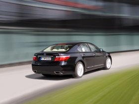 Ver foto 10 de Lexus LS 600h 2008