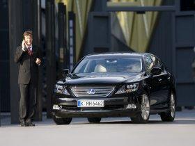 Ver foto 9 de Lexus LS 600h 2008