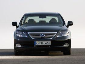 Ver foto 2 de Lexus LS 600h 2008
