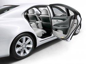 Ver foto 4 de Lexus LS 600h 2010