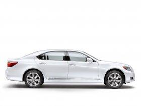 Ver foto 3 de Lexus LS 600h 2010