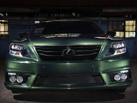Ver foto 4 de Lexus LS 600h L Fox Marketing 2010