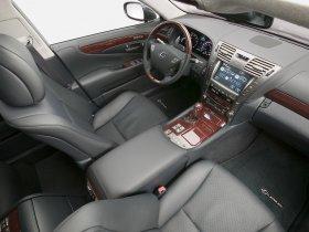 Ver foto 24 de Lexus LS 600h L UVF45 2007