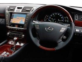 Ver foto 12 de Lexus LS 600h UK 2010