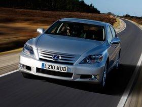 Ver foto 3 de Lexus LS 600h UK 2010