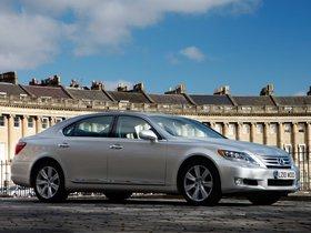 Ver foto 2 de Lexus LS 600h UK 2010