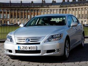 Fotos de Lexus LS 600h UK 2010