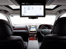 Ver foto 11 de Lexus LS 600h UK 2010