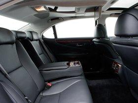 Ver foto 10 de Lexus LS 600h UK 2010