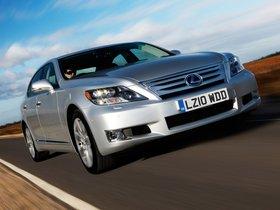 Ver foto 9 de Lexus LS 600h UK 2010