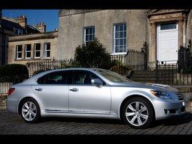 Ver foto 8 de Lexus LS 600h UK 2010
