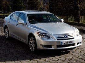 Ver foto 7 de Lexus LS 600h UK 2010