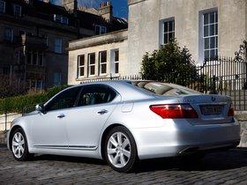 Ver foto 5 de Lexus LS 600h UK 2010