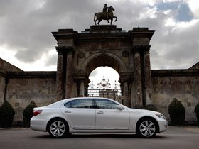 Ver foto 4 de Lexus LS 600h UK 2010
