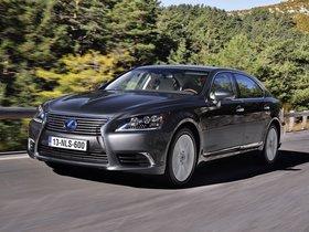 Ver foto 8 de Lexus LS 600hL Europe 2013