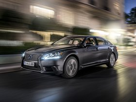 Ver foto 6 de Lexus LS 600hL Europe 2013