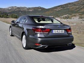Ver foto 2 de Lexus LS 600hL Europe 2013
