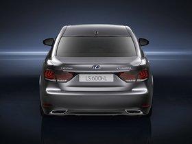 Ver foto 12 de Lexus LS 600hL Europe 2013