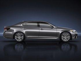 Ver foto 11 de Lexus LS 600hL Europe 2013