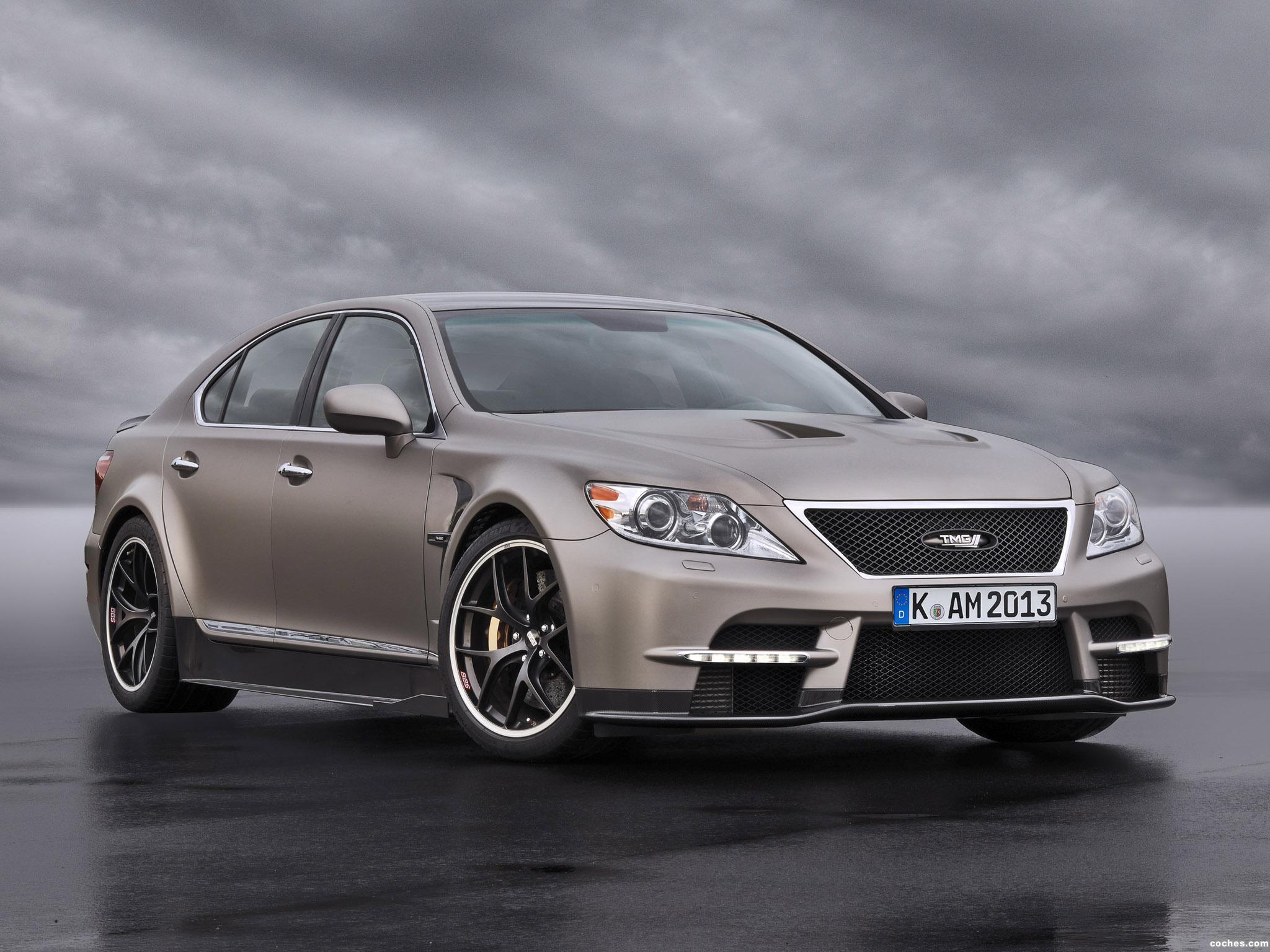 Foto 0 de Lexus LS TMG Sports 650 2012