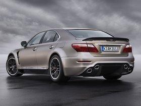 Ver foto 3 de Lexus LS TMG Sports 650 2012