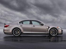 Ver foto 2 de Lexus LS TMG Sports 650 2012