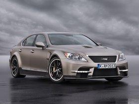 Fotos de Lexus LS TMG Sports 650 2012