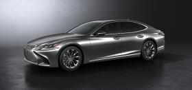 Lexus LS 500h Business Rwd