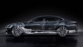 Ver foto 24 de Lexus LS 500 2017
