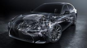 Ver foto 5 de Lexus LS 500 2017
