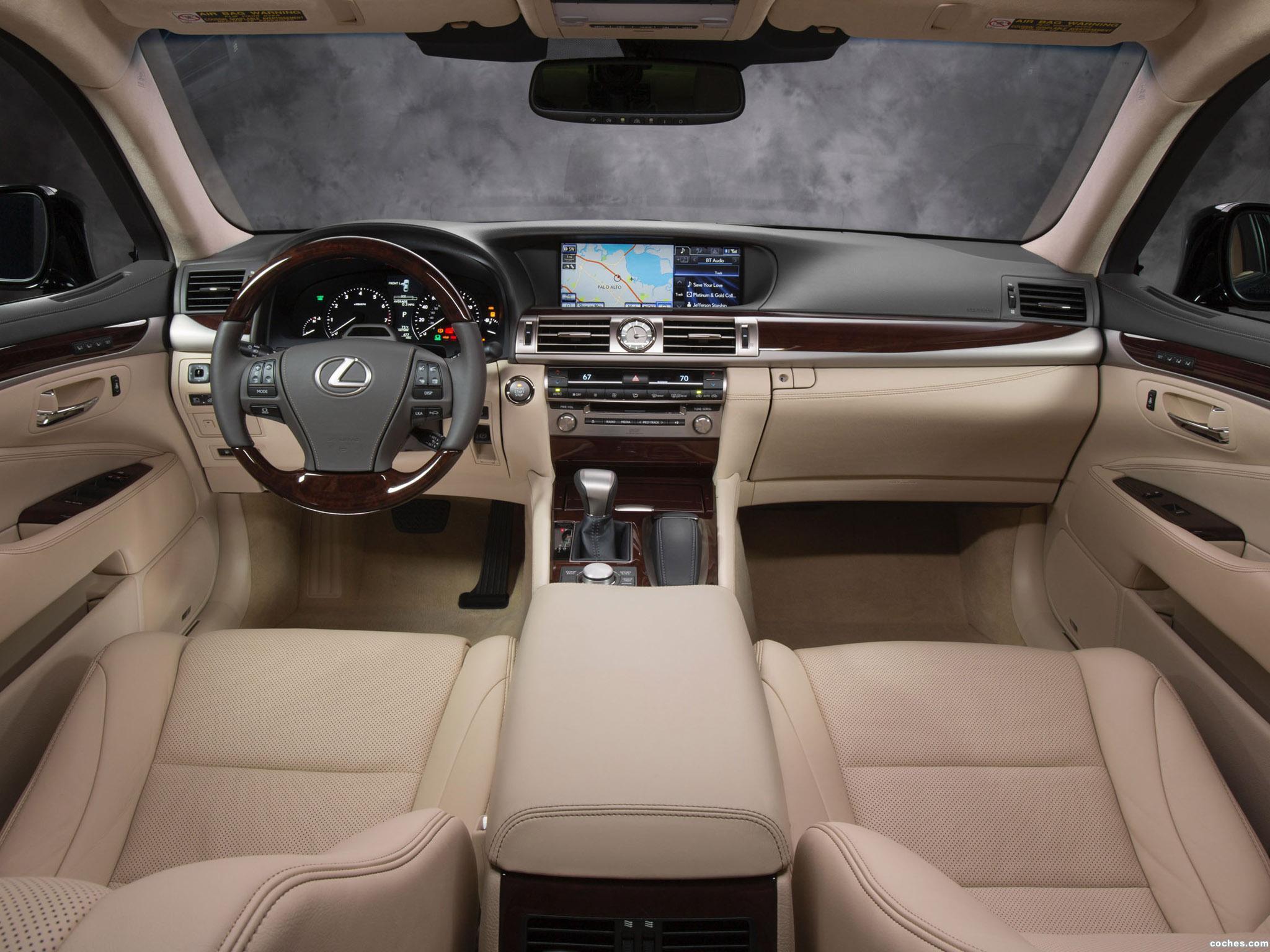 Foto 7 de Lexus LS 460 2013