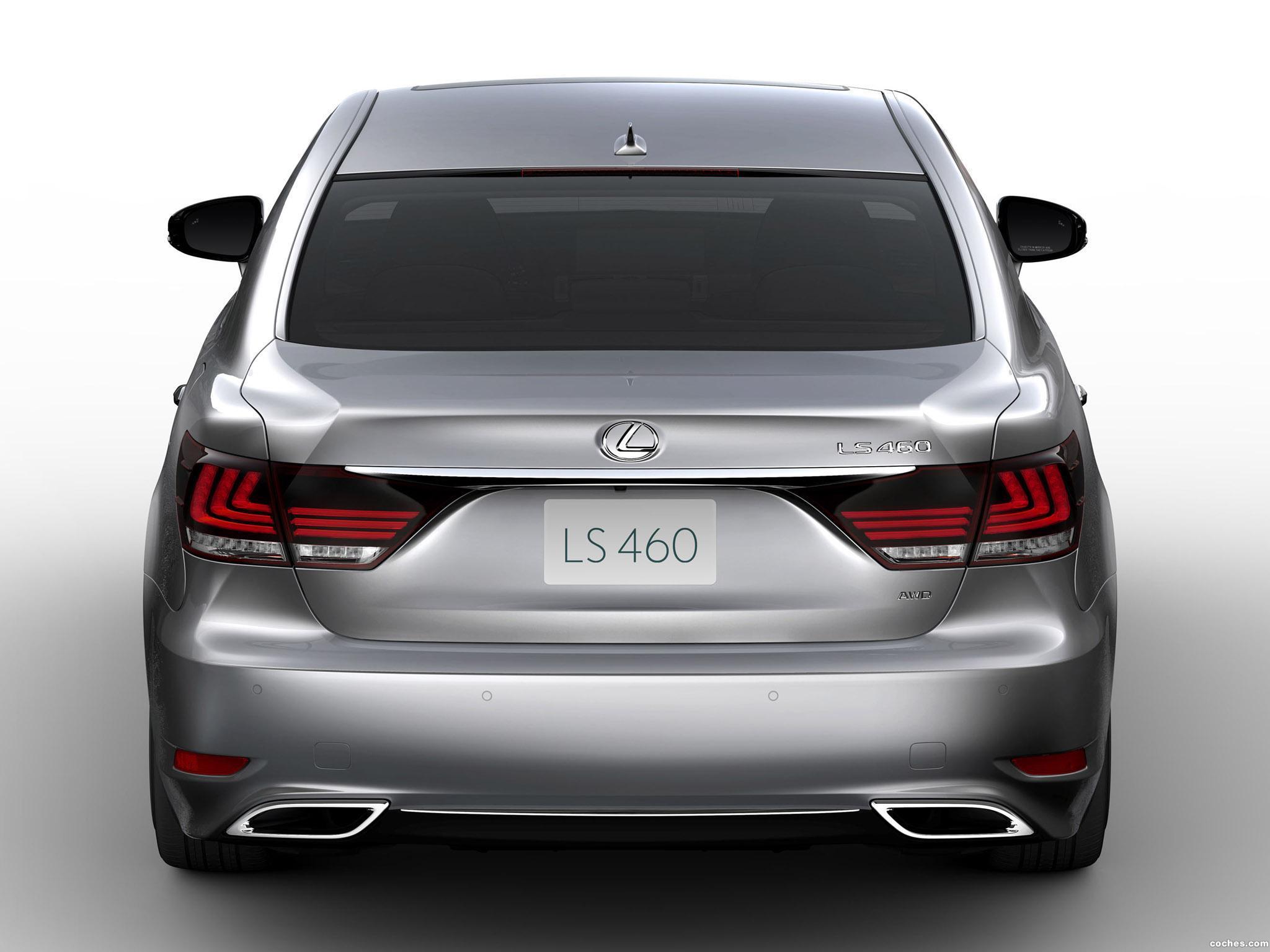 Foto 3 de Lexus LS 460 2013