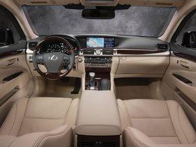 Ver foto 8 de Lexus LS 460 2013