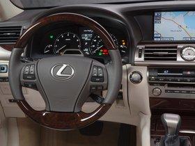 Ver foto 7 de Lexus LS 460 2013