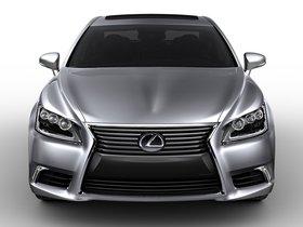 Ver foto 5 de Lexus LS 460 2013