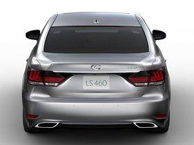 Ver foto 4 de Lexus LS 460 2013