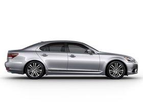 Ver foto 2 de Lexus LS 460 2013