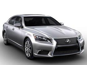 Ver foto 1 de Lexus LS 460 2013