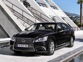 Ver foto 8 de Lexus LS460 L Europe 2012