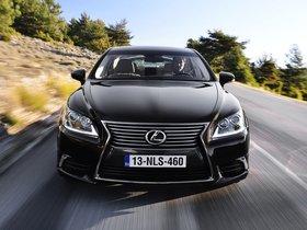 Ver foto 5 de Lexus LS460 L Europe 2012