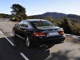 Ver foto 4 de Lexus LS460 L Europe 2012
