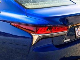 Ver foto 26 de Lexus LS500 F-Sport USA 2017